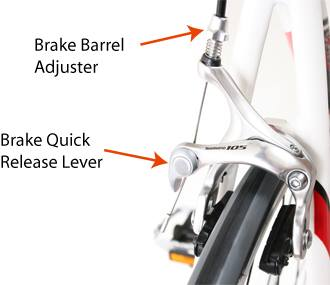BROKEN WRENCH TIP OF THE DAY #8 - Wheel Removal/Installation...Tires, Rims, and Brake Pads